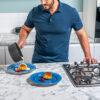 Ninja-Cookware-C31216UK-16cm-Milk-Pan-Serving